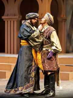 Romeo pair of men